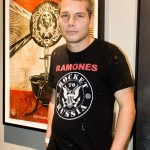OBEY YOUR MASTER - Shepard Fairey & his piece