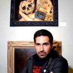 OBEY YOUR MASTER - Viveros & his piece