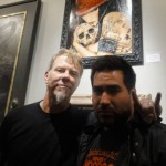 OBEY YOUR MASTER - Viveros & METALLICA's James Hetfield