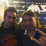VIVEROS with METALLICA's ROBERT TRUJILLO