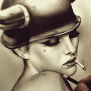 New Viveros piece for Beyond Eden Exhibition 10/12/13