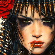 SOLD OUT –  'CLEOPATRA' PRINT NOW AVAILABLE @ WWW.COPRONASON.COM