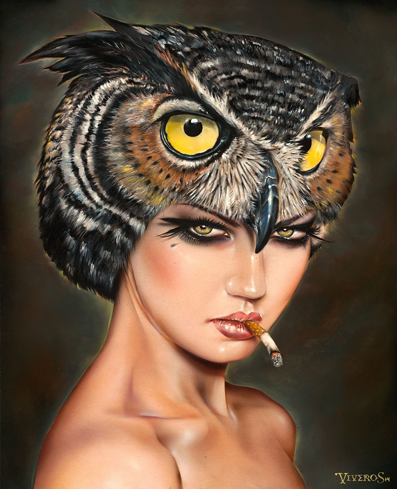 NIGHT-BREED-16-x-20-2015-Viveros
