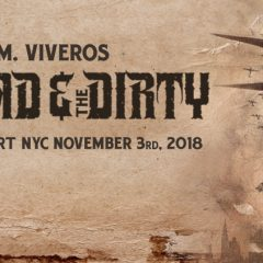VIVEROS 'THE GOOD THE BAD & THE DIRTY' COMING TO NYC SPOKE ART GALLERY NOVEMBER 3rd!
