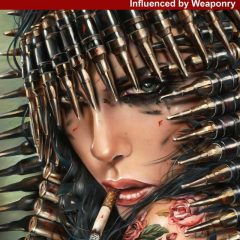 BRIAN M. VIVEROS 'IF LOOKS COULD KILL' TO BE ON DISPLAY AT (MCA) MESA CONTEMPORARY ARTS  MUSEUM SPECIAL EXHIBITION:  ARTILLERY  'ART INFLUENCED BY WEAPONRY' OPENING MAY 8, 2015