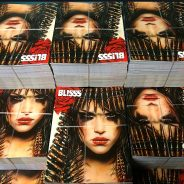 VIVEROS ON THE COVER OF BL!SSS MAGAZINE