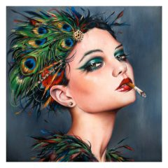 SOLD OUT – NEW 'FEATHERS' LIMITED EDITION PRINT RELEASE THIS FRIDAY, MARCH 13TH!!