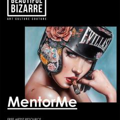 BEAUTIFUL BIZARRE / MENTOR ME / FEATURING BRIAN M. VIVEROS
