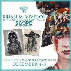 THREE NEW VIVEROS WORKS COMING TO SCOPE MIAMI BEACH DEC. 4-9th