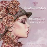 VIVEROS MINI-SOLO EXHIBITION COMING TO BEINART GALLERY JUNE 2nd!