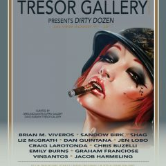 Viveros Art Is Coming To New Orleans Aug. 9th – 30th @ Tresor Gallery