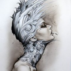 DESENSITIZED 13 Collab rendering Viveros Quintana