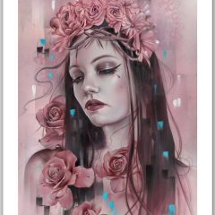 VIVEROS 'MOURNING' PRINT NOW AVAILABLE!