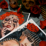 2 NEW VIVEROS PRINTS AVAILABLE 2/25/13 10:00am PST