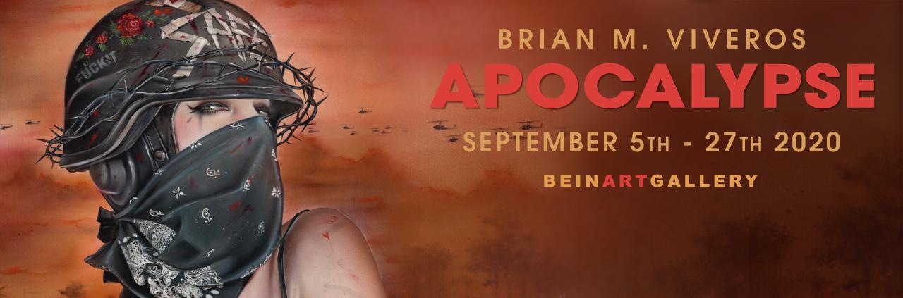 VIVEROS 'APOCALYPSE' EXHIBITION SEPTEMBER 5th BEINART GALLERY