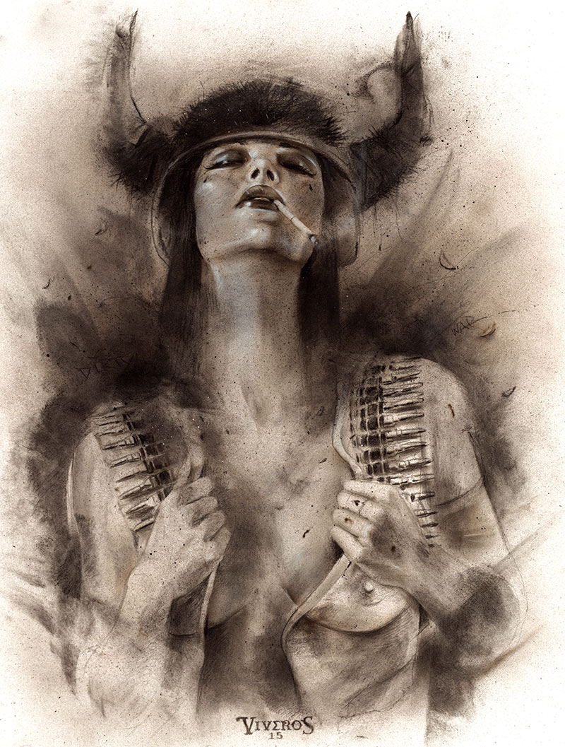 WASTELAND-16-x-20--charcoal-on-board-2015-