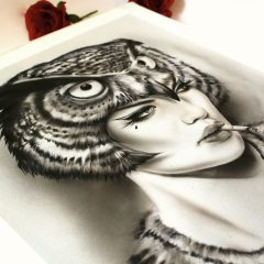 NIGHT-WATCH-HER PRINT LAUNCH THIS SATURDAY 9/13 @ 10AM PST